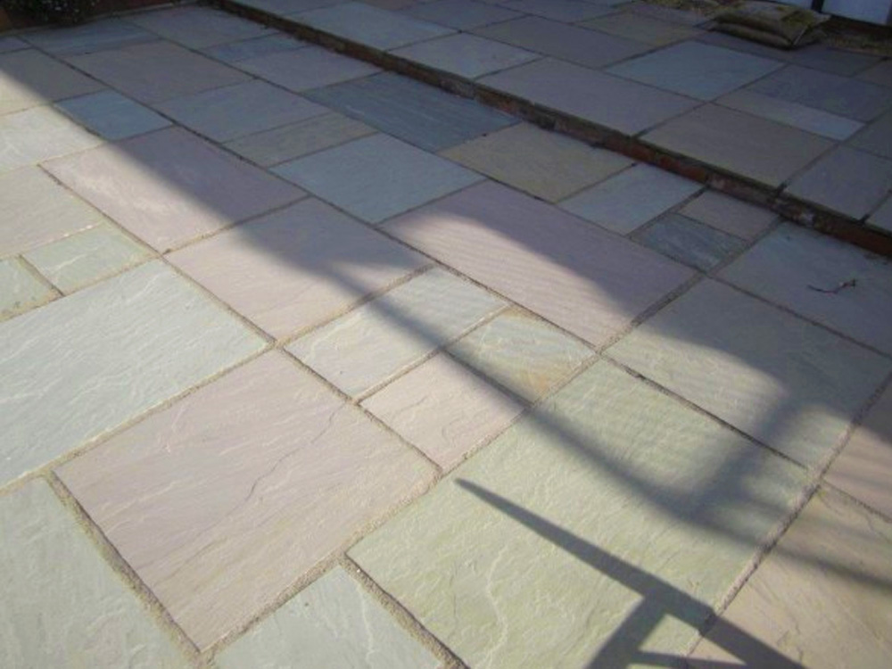 Indian Stone Paving Services Doncaster